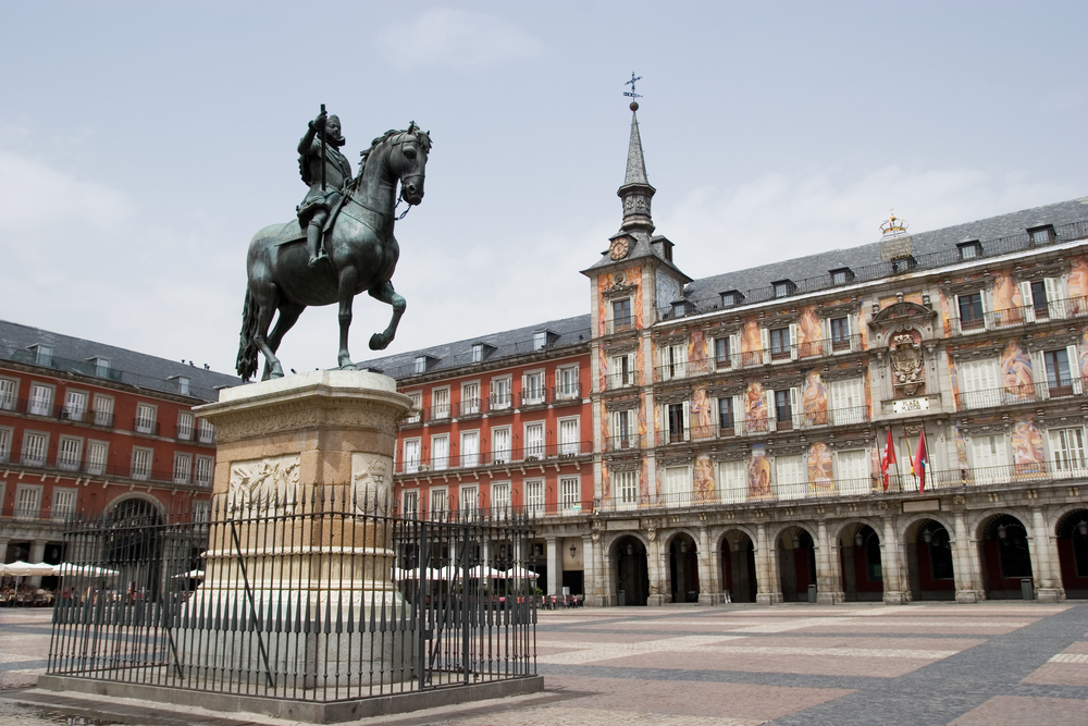 MADRID need to know - plaza mayor