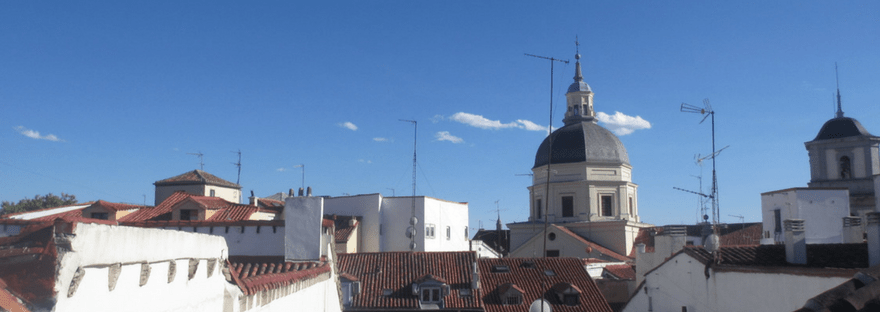 Madrid's hidden rooftop bars