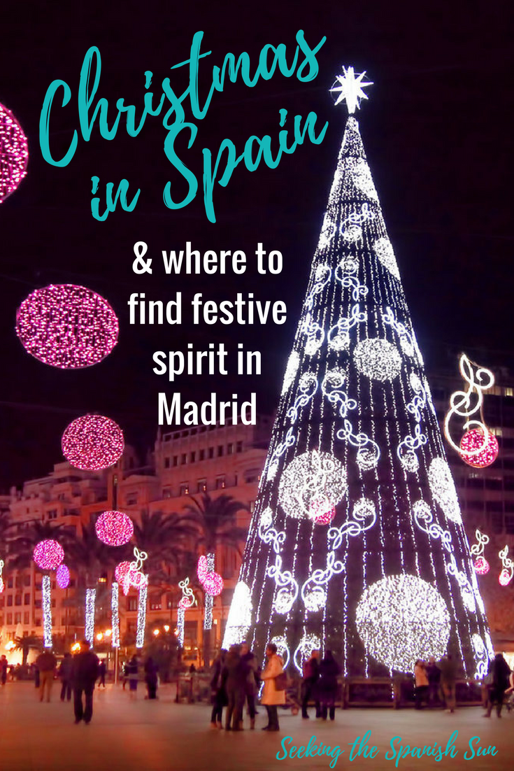 Christmas Spanish.Christmas In Spain Where To Find Festive Spirit In Madrid