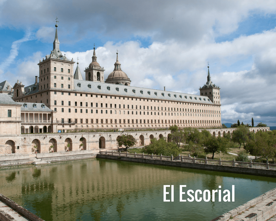 A palace full of history just outside Madrid