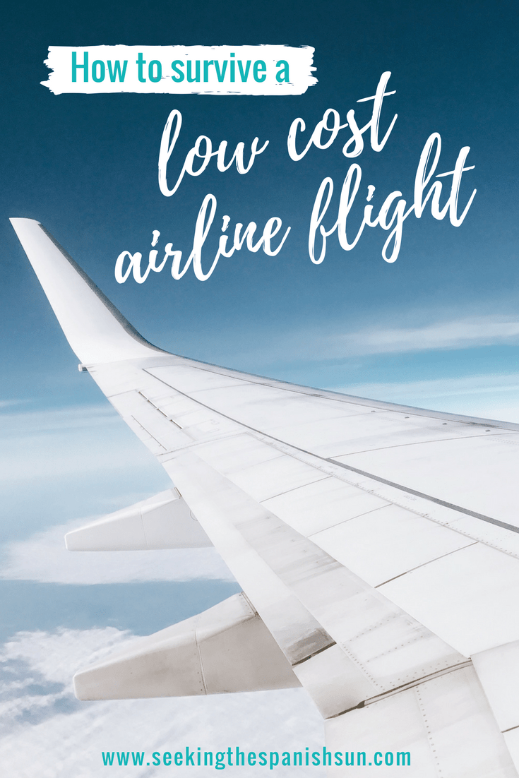 How to survive a low lost airline flight