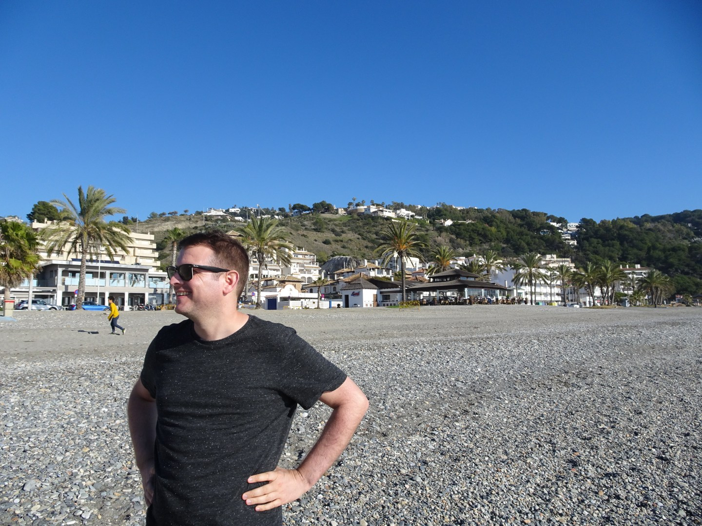 Costa Tropical Brad on La Herradura beach