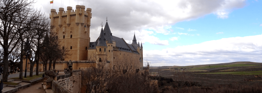 A day exploring Segovia