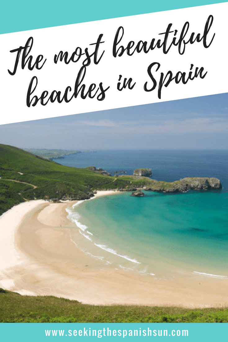 The 10 most beautiful beaches in Spain. Find out where the best Spanish beaches are. Travel guide by