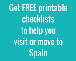 Free printable checklists for Spain