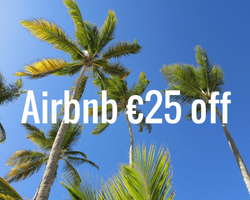 25 euro discount off airbnb