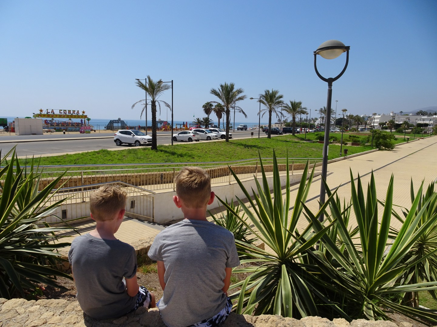 A great family holiday on Mojacar, Spain