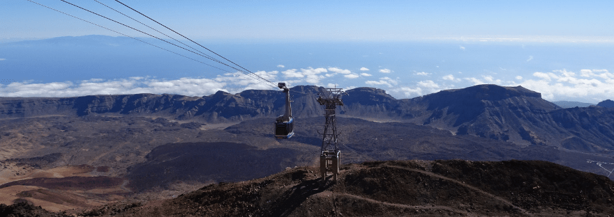 Visiting Mount Teide in Tenerife