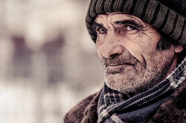 Alter eines Menschen