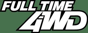 4WD FullTime Logo Vector (.EPS) Free Download