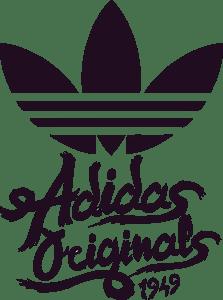 adidas original logo vector