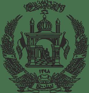 Afghanistan Flag Seal Logo Vector (.CDR) Free Download
