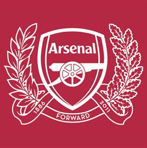 arsenal logo vector ai free download