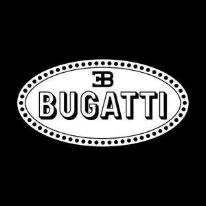 bugatti logo vector eps