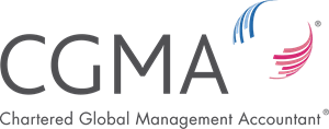 Chartered Global Management Accountant CGMA Logo Vector