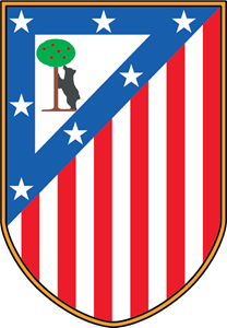 Club Atletico De Madrid Logo Vector EPS Free Download
