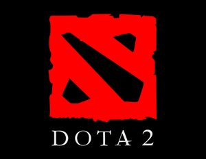 Dota 2 Logo Vector AI Free Download