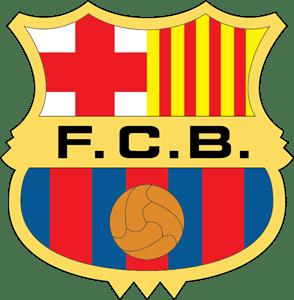 fc barcelona logo vector