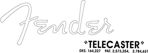 Fender Telecaster Logo Free Download • Playapk.co