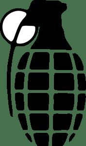 Grenade Gloves Logo Vector EPS Free Download