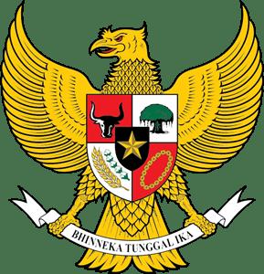 Garuda Pancasila Logo Vector AI Free Download