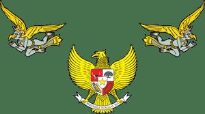 Garuda Pancasila Logo Vectors Free Download