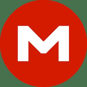 תוצאת תמונה עבור mega logo