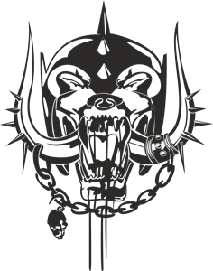 Motrhead Logo Vector CDR Free Download