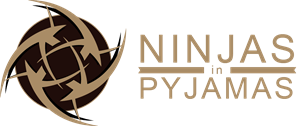 Ninjas In Pyjamas Esports Logo Vector Svg Free Download