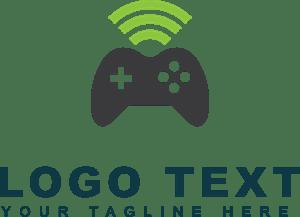 Online Games Logo Vector EPS Free Download