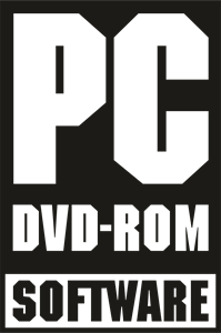 DVD ROM Logo Vector EPS Free Download