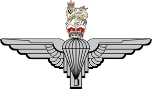Parachute Regiment Logo Vector EPS Free Download