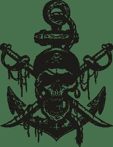 Pirate Logo Vectors Free Download