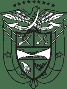 republica de panama escudo Logo Vector (.EPS) Free Download