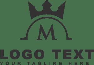 Royal letter m Logo Vector (.EPS) Free Download