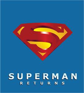 superman logo vectors free