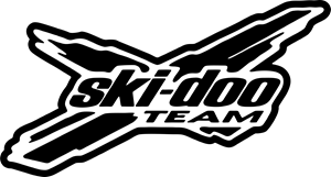 Ski-Doo Team Logo Vector (.CDR) Free Download
