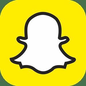 Resultado de imagem para snapchat logo