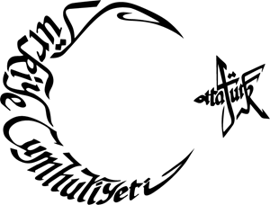 Mustafa Kemal Ataturk Logo Vector (.EPS) Free Download
