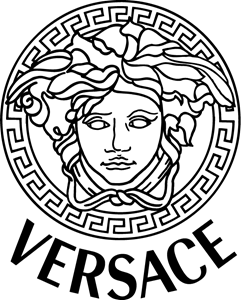 Versace Medusa Logo Vector (.EPS) Free Download