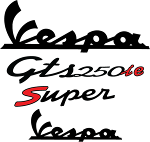 Vespa Logo Vectors Free Download