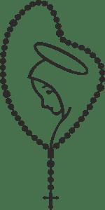 virgen camandula Logo Vector (.CDR) Free Download