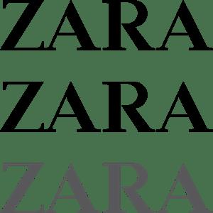 Women's ZARA Heather Gray High-Rise Leggings with Elastic