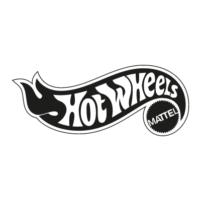 Hot Wheels Mattel vector logo download free