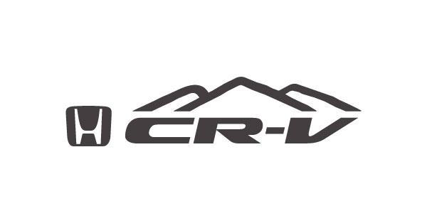 Honda CRV logo in (.EPS + .AI) vector free download