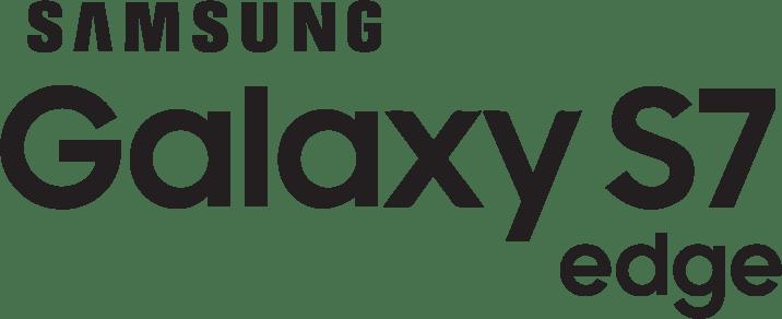 Samsung Galaxy S7 Edge logo in .eps vector format free