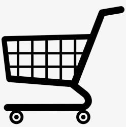 Transparent Grocery Cart Png