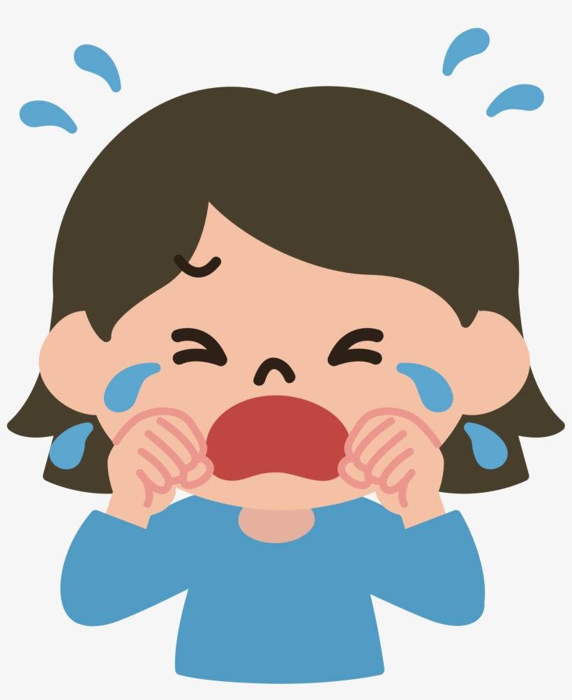 Gambar Kartun Menangis : gambar, kartun, menangis, Vector, Freeuse, Clipart, Gambar, Kartun, Orang, Menangis, Image, Transparent, Download, SeekPNG