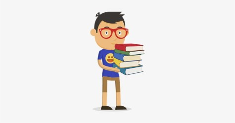 Ba Student Getting Ready For Application Cartoon College Student Png PNG Image Transparent PNG Free Download on SeekPNG