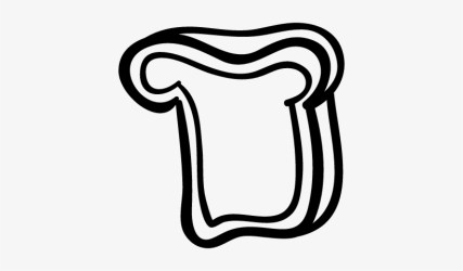 Bread Slice Hand Drawn Food Vector Food Hand Drawn Png PNG Image Transparent PNG Free Download on SeekPNG